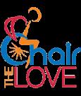 chair the love logo